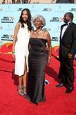 Zoe Saldana and Bet Awards