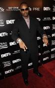 Keith Robinson and Bet Awards
