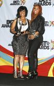 Erica Campbell and Bet Awards