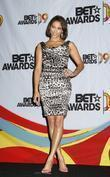 Paula Patton 2009 BET Awards held at the...