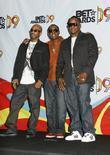 Ralph Tresvant, Bobby Brown, Johnny Gill, New Edition and Bet Awards