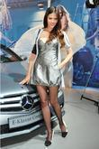 Hana Nitsche and Mercedes Benz Fashion Week