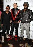 Apl.de.ap, Taboo and Will.I.Am Fergie and The Black...