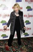 Joan Rivers Opening night after party for Neil...