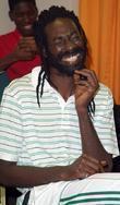 Reggae singers Buju Banton