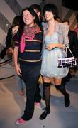 Agyness Deyn, London Fashion Week