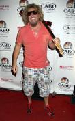 Rock Singer Sammy Hagar