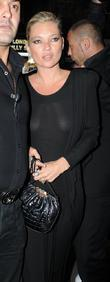 Kate Moss, Cafe De Paris