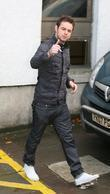Danny Dyer smoking and Danny Dyer