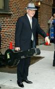 Steve Martin and David Letterman