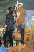 David Alan Grier with wife Christine Kim
