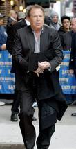 Garry Shandling and David Letterman
