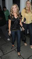 Chanelle Hayes Leaving Nobu Berkeley Restaurant