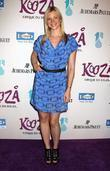 Amy Smart The KOOZA Cirque du Soleil opening...