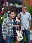 John Legend, Crystal, Shawn Marion