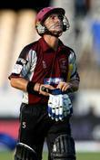 Somerset Captain Justin Langer Heads Back To The Pavillion