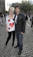 Adam Garcia and Kimberly Wyatt