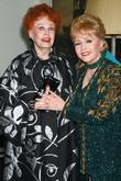 Arlene Dahl and Debbie Reynolds