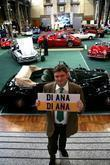 Coys Auctioneers With Diana Numberplate Expected To Sell For £100
