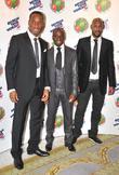 Claude Makalele and Didier Drogba