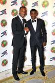 Salaman Kalou and Didier Drogba