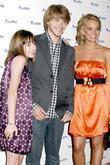 Allisyn Ashley Arm, Sterling Knight and Tiffany Thornton...