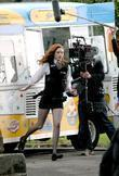 Karen Gillen and Doctor Who