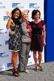 Robin Givens, Judge Jeanine Pirro and with Sheryl Cates