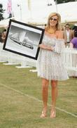 Penny Lancaster, Duke Of Essex Polo Trophy and Gaynes Park