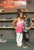 Bai Ling and Staff Melissa Corneil