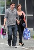 Alex Carter and girlfriend