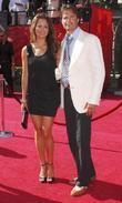 David Charvet, actress Brooke Burke and Espy Awards