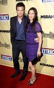 Jason Bateman, his wife Amanda Anka, Arclight Theater