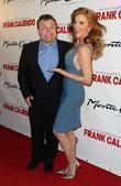 Frank Caliendo and Angelica Bridges