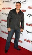 Frank Mir Frank Caliendo and friends celebrate the...