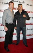 Stefan Bonner and Frank Mir Frank Caliendo and...