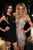 Caroline D'Amore and Lauren Mayhew