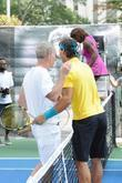 John McEnroe and Rafael Nadal The Nike Game,...