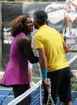 Serena Williams and Rafael Nadal The Nike Game,...