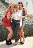Sienna Miller, Karolina Kurkova and Rachel Nichols