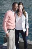 Marlon Wayans and Rachel Taylor