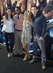 Rachel Nichols, Marlon Wayans and Sienna Miller