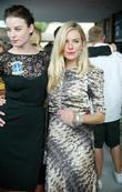 Rachel Nichols and Sienna Miller
