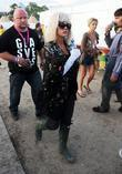 Lily Allen, Glastonbury Festival and Glastonbury