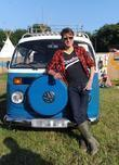 Alex Kapranos, Franz Ferdinand and Glastonbury Festival