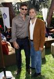 Gale Harold and Scott Lowell