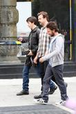 Justin Long, Jason Sudeikis and Charlie Day