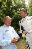 Sir Stirling Moss and Goodwood Festival Of Speed