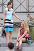 Leighton Meester, Blake Lively and Metropolitan Museum Of Art