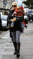 Gwen Stefani and Son Zuma